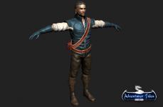 Lewalt Cotte, the treasure hunter