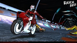 Rascal Rider first in-game screenshot