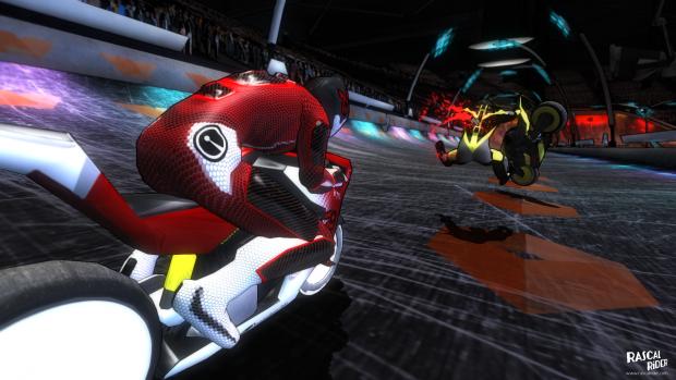 Rascal Rider Pre-Alpha screenshot