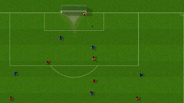 Natural Soccer - Screen Shots