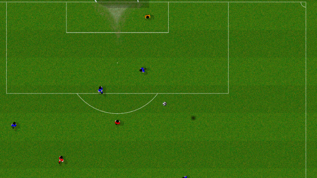 Natural Soccer - Screen Shots