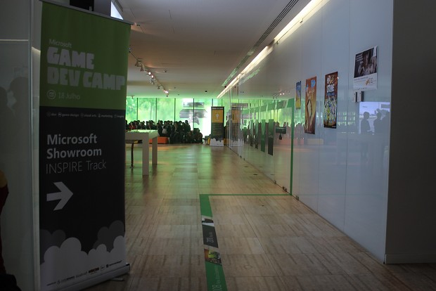 Microsoft Game Dev Camp 1