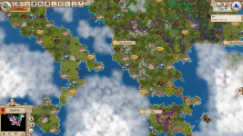 Screenshots v0.97 - Top view