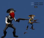 Sheriff and Bandit