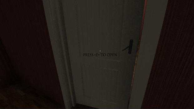 Door Daddy's room