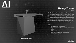 Heavy Turret Concept