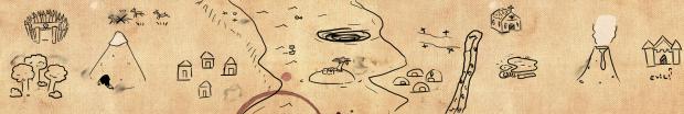 Dungeon rush World map