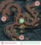 Prototype map schematics