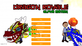 Dragon Royale - Alpha Edition