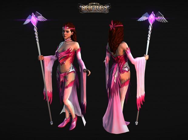 New Priestess Render