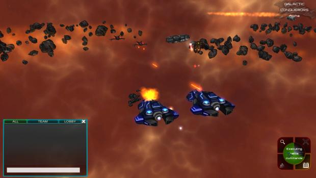 0.4d Release development screenshots, week two