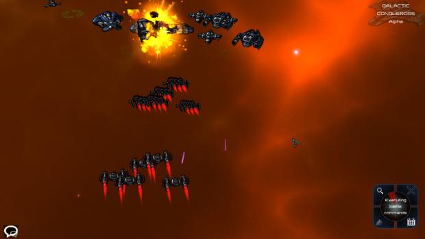 Galactic Conquerors 0.30-0.35 Dev screenshots