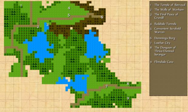 Dungeonmans Screenshots