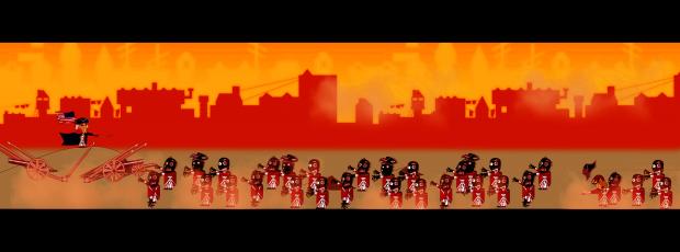 Washington vs Zombies
