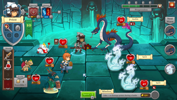 QuestRun Screenshots