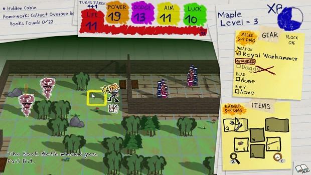 Crayon Chronicles Screenshots