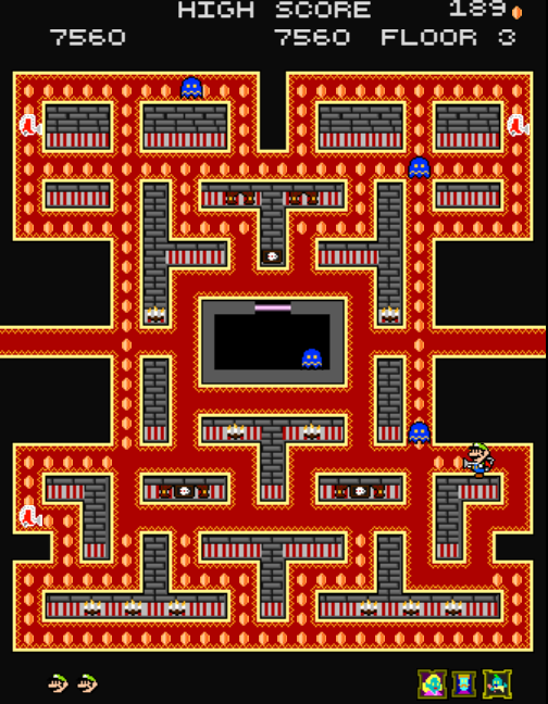 Luigi's Pac-Mansion