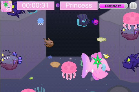 Princess Fish Gameplay