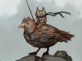 Hamster, Eagle Hunter