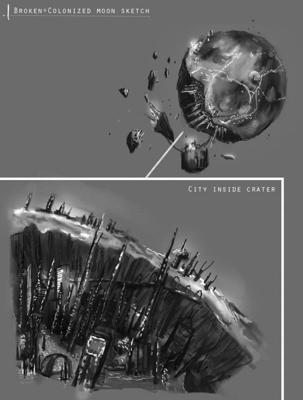 Moon Combo Concept