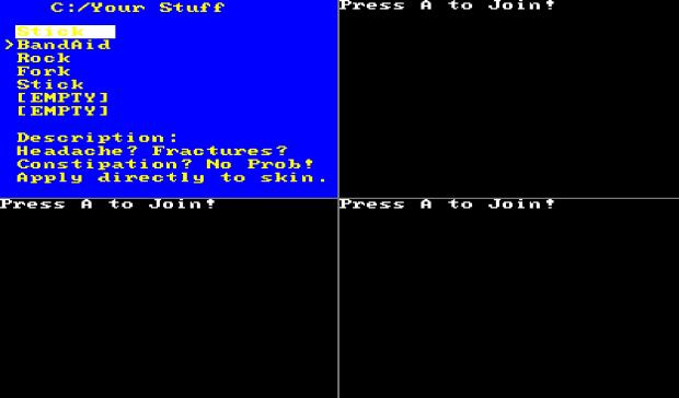 A Few Screenshots