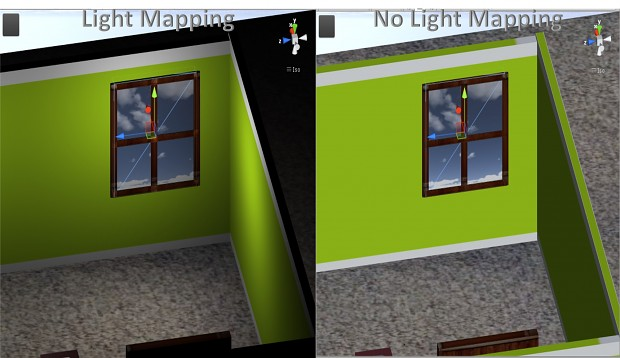 Light Mapping
