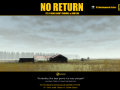 NO RETURN Survival Simulator