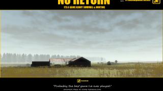 NO RETURN Survival Simulator