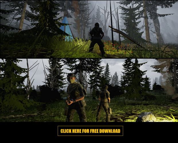 Free open world openworld survival game hunting game sim simulator indie 2016 ne