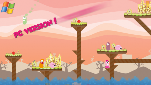pc version Pickle Frenzy