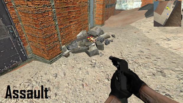 Screenshots : AKs 74u