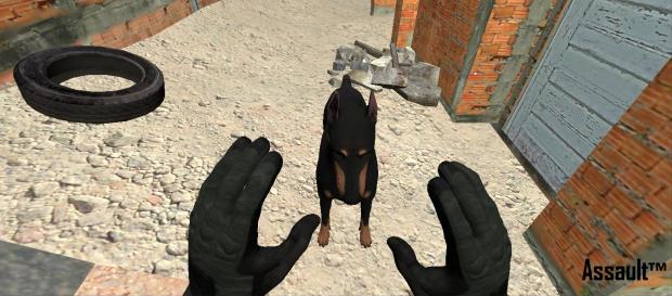Screenshots of Assault