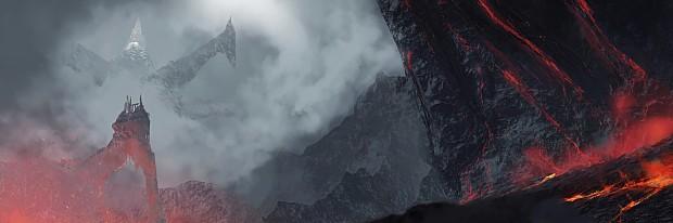 Lava level