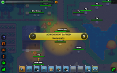 Achievement Earned Notification