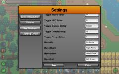 Keybinding UI