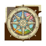 Lugdunon 'Sunwheel' Emblem