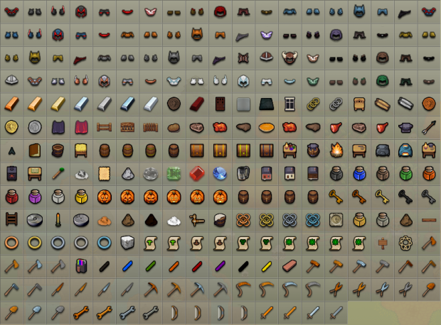 Latest Crafting Recipe List