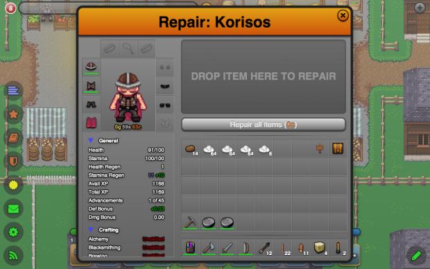 Repair NPC (After)