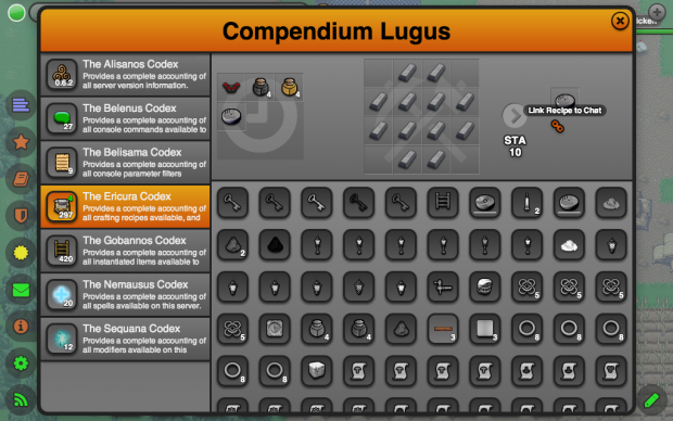 Introducing The 'Compendium Lugus'