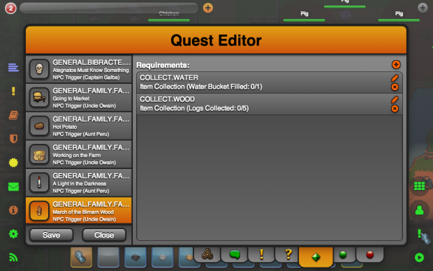 Quest Editor (Requirements)