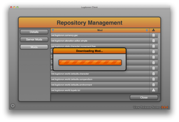 Mod Repository Download