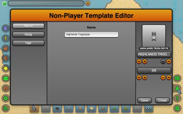New NPC Editor Features (1/2)