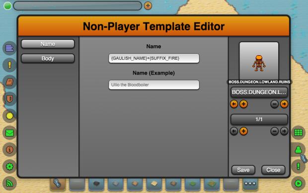 New NPC Editor Features (2/2)