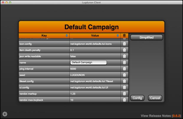 Advanced Configuration for Default World Generator