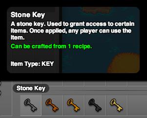 A Stone Key