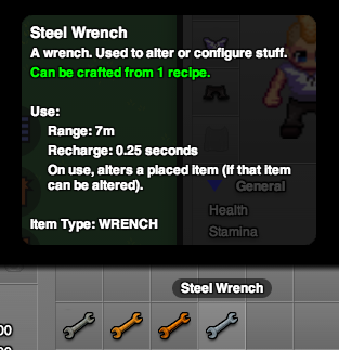 A Steel Wrench