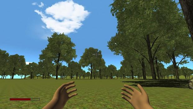 Landscape random generation (v 0.059)