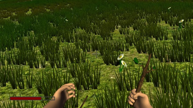 Model - Stick with leafs (v 0.0442)
