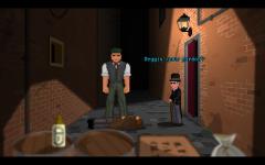 Alley Scene (WIP)