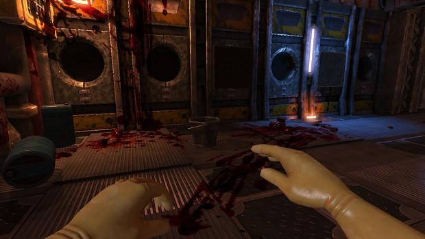 Alpha v0.1 screenshots